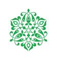 Arabesque decor vector image