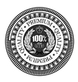 Premium quality stamp for vector image