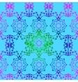 Mandala seamless 2 tribal vintage background with vector image