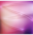 Abstract multicolored background with waves vector image