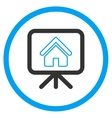 Project Flat Icon vector image