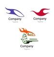 Racing car wheel Icon Inspiration Wheel symbol vector image