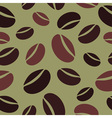 Coffee beans vector