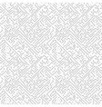Geometric seamless pattern Gray background with vector image