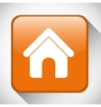 house button icon Social media design vector image