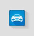 car service icon vector image