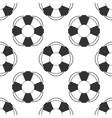 lifebuoy icon seamless pattern on white background vector image