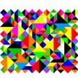 Harlequin vector image