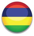 mauritius flag vector image