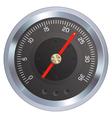 pressure gauge vector image