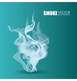 Smoke icon design vector image