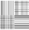 Set of gray samples vector image