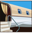 private aviation vector image