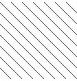 subtle stripes seamless pattern diagonal lines vector image