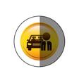 Rent a car business vector image