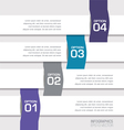infographic Banners Two vector image