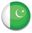 pakistan flag vector image vector image