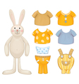 bunny vector image vector image