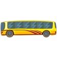 cartoon bus vector image