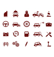 Auto Car Service Icon vector image