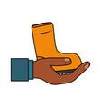 boot indutrial security vector image