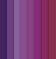 Vertical Purple Pink Colorful Striped Seamless vector image