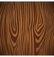 wooden brown texture background vector image