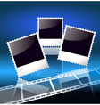page layout photo vector image vector image