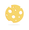 Tasty Cheese vector image