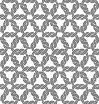 Macrame Seamless Pattern vector image