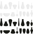 vases vector image vector image