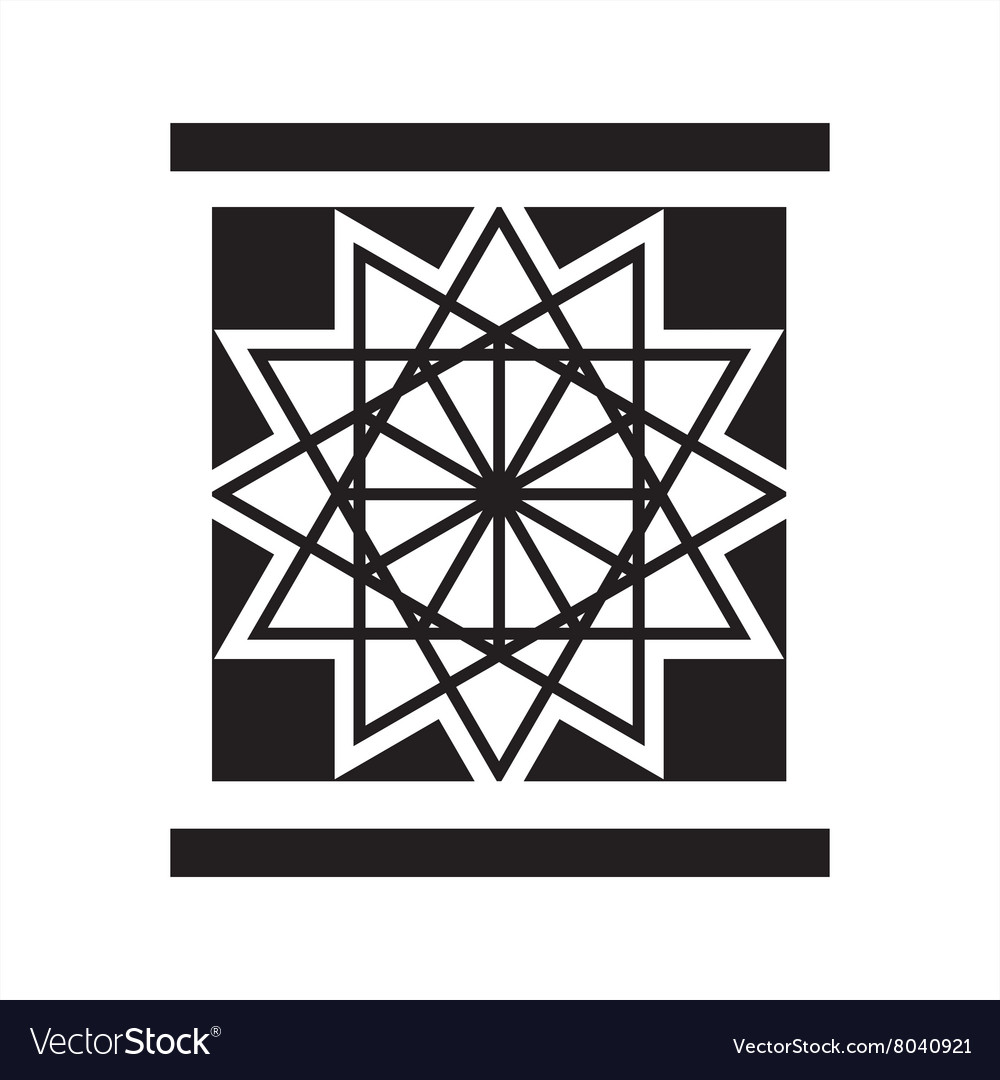 Ornament decorative vector