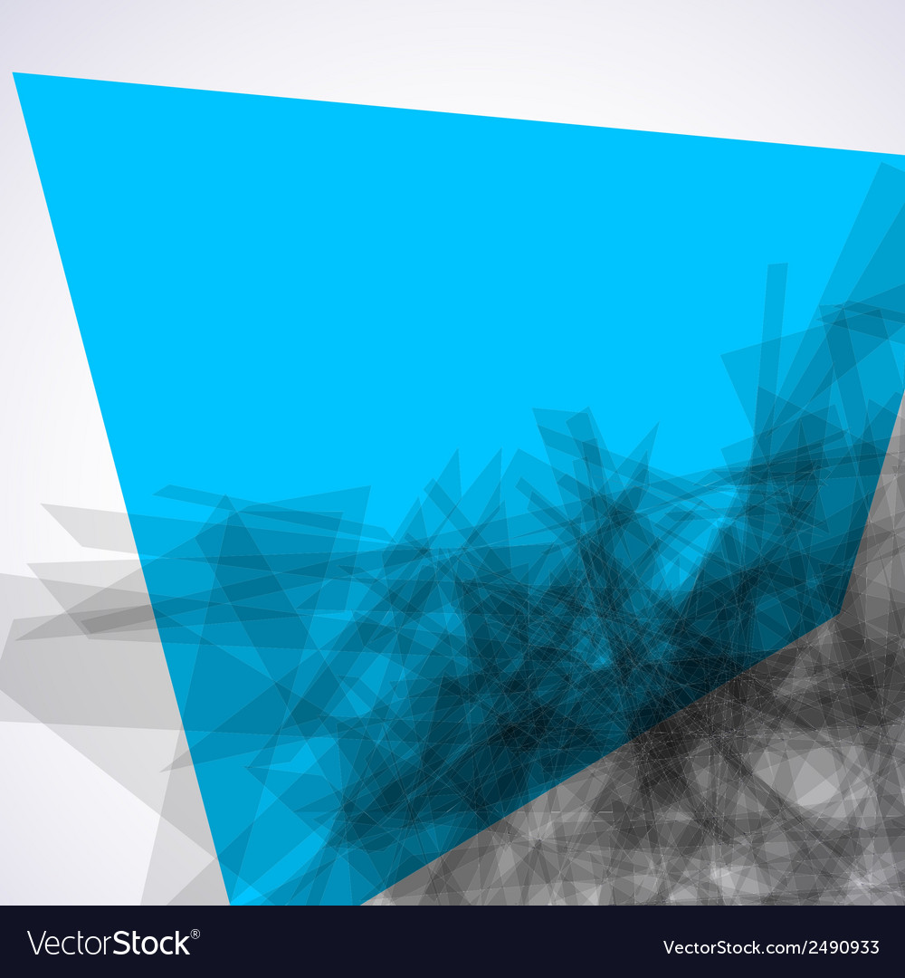 Abstract explore square mosaic eps 8 vector