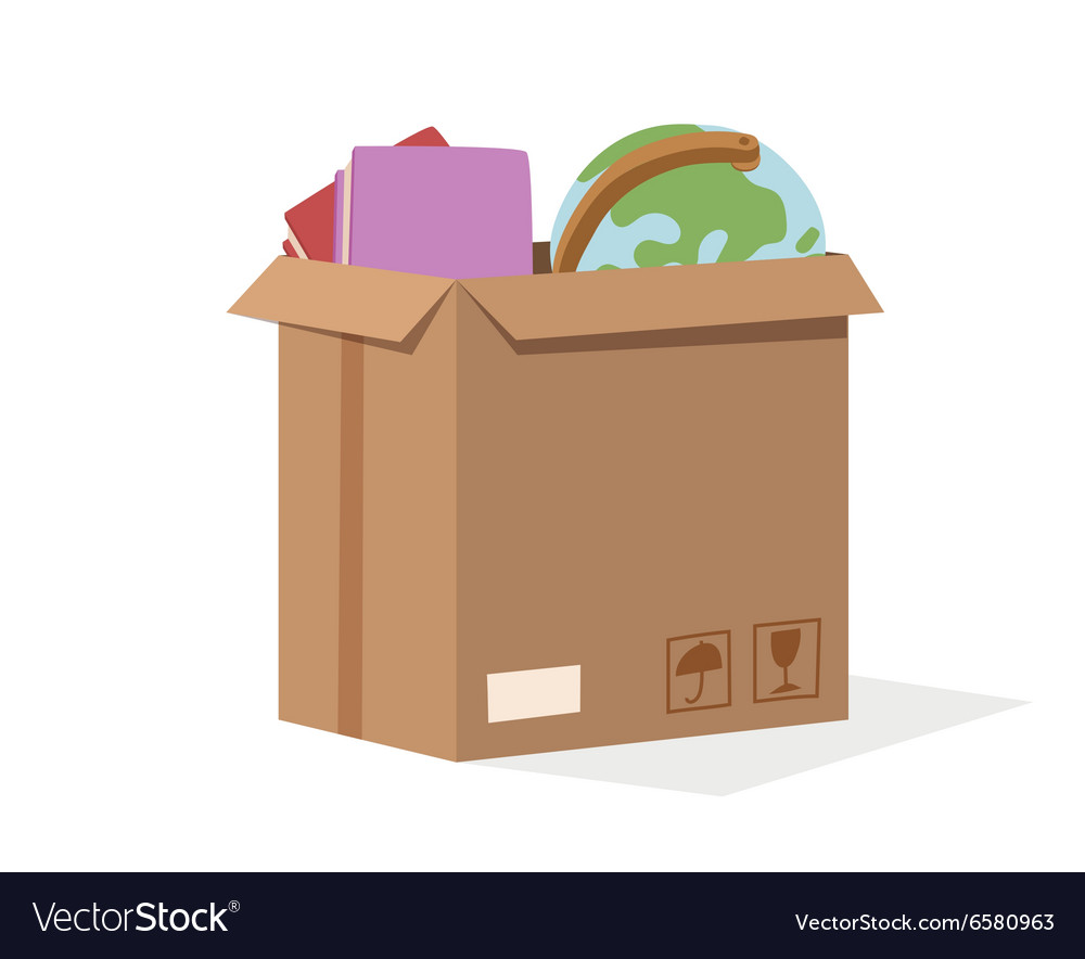 Move service box full vector