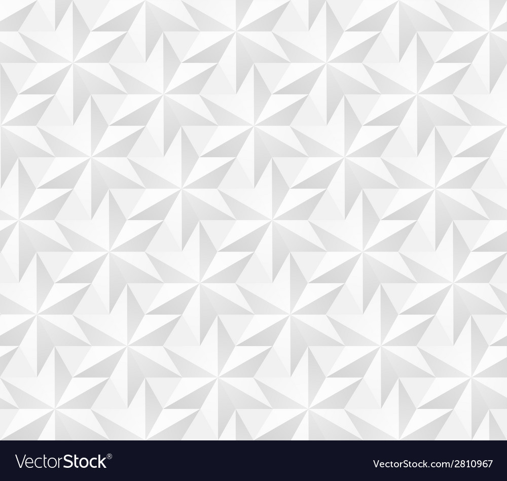 Seamless pattern  hexagonal stars background vector