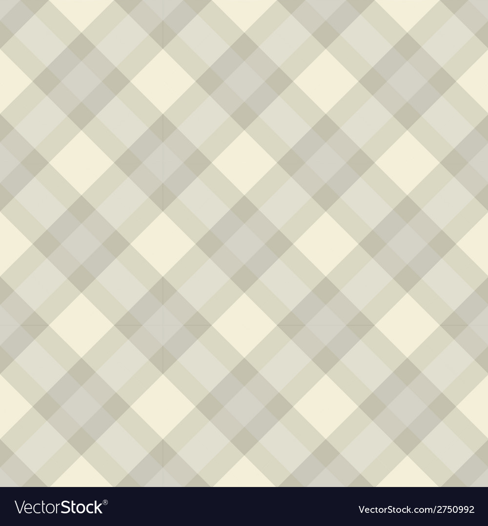 Textured plaid pattern background vector