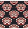 Luxury royal seamless pattern damask vector image