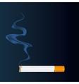 Cigarette icon design vector image