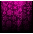 Christmas pink background EPS 10 vector image vector image