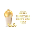 Holiday toys vector image vector image