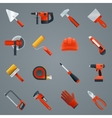 Repair construction tools vector image