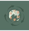 environmental product vector image