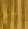 Hard wood plank seamless tile vector image