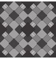 Abstract seamless pattern Modern stylish texture vector image
