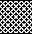 seamless pattern cross stitching diagonal lattice vector image