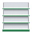 Supermarket Rack vector image