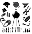 bbq and grill vector image