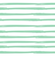 Hand drawn ink textured seamless striped vector image vector image