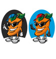Fruit mango cartoon vector image