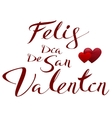 Happy Valentines translated from Spanish Feliz